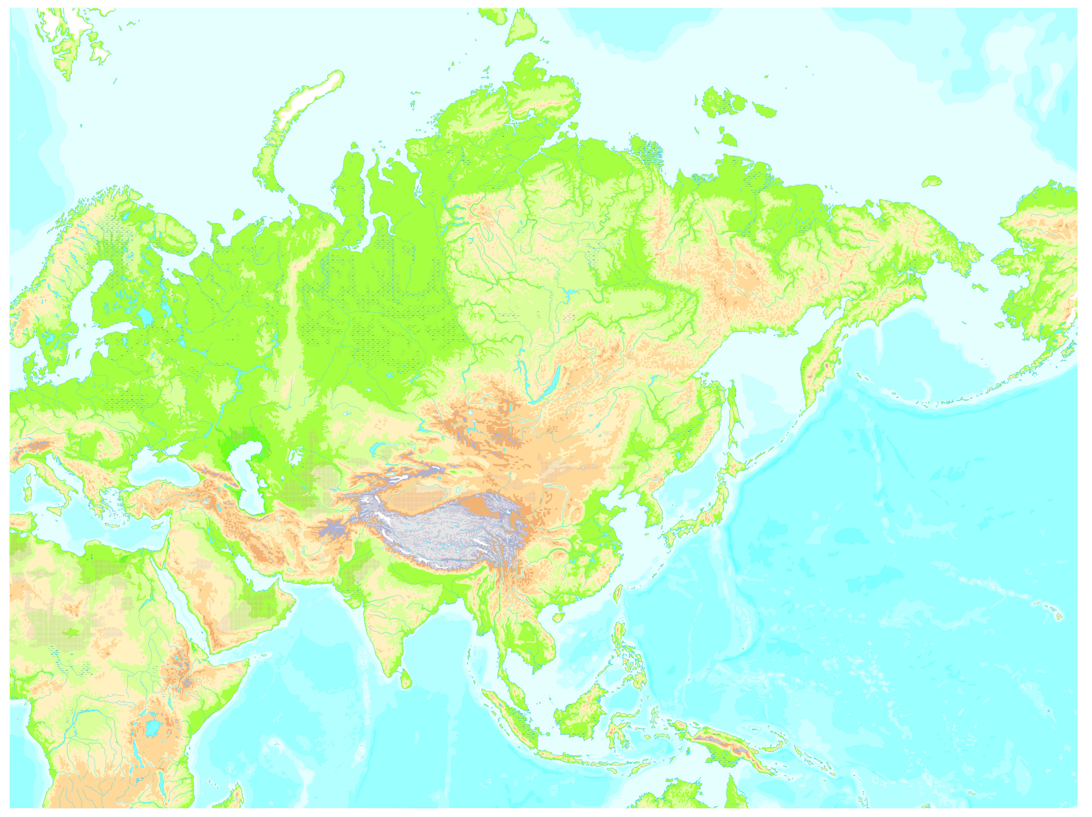 Asian Access | Downloads | Maps