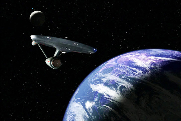 starship enterprise 600x400