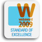 AsianAccess.org 2009 Standard of Excellence WebAward