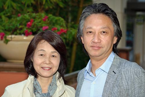 Pastor Akira and Chieko Sato