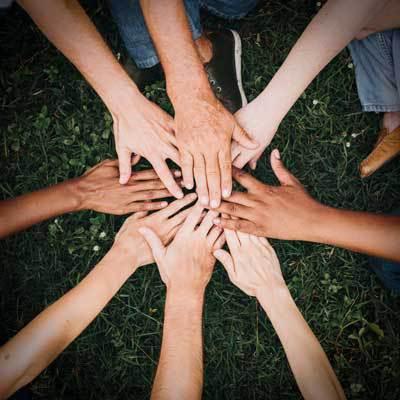 unity not uniformity; diversity not division