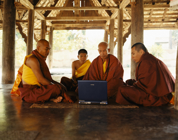 What Generosity Can Do: A Example of a Buddhist Monk