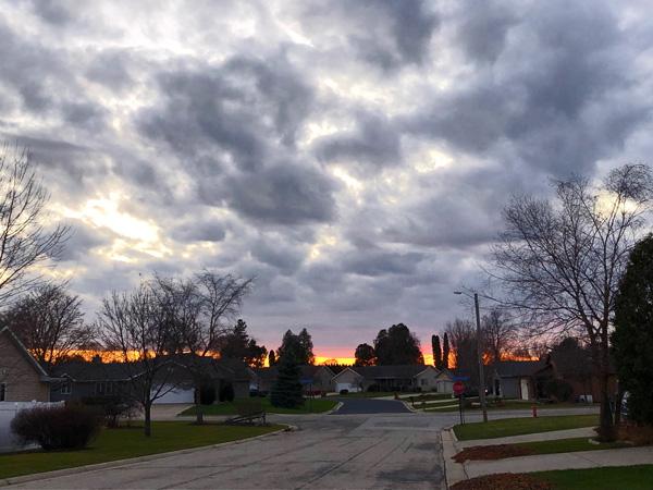 psalm77 clouds